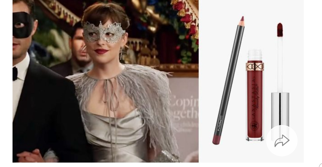 Finally Watched Fifty Shades…But OMG I Have The Deets On Ana's Lipstick!!!